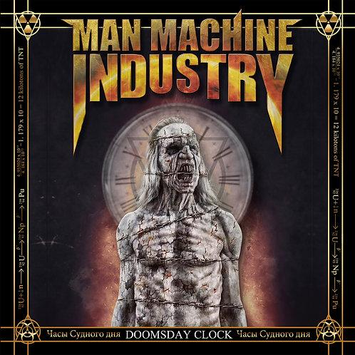 Man Machine Industry - Doomsday Clock DIGIPACK CD