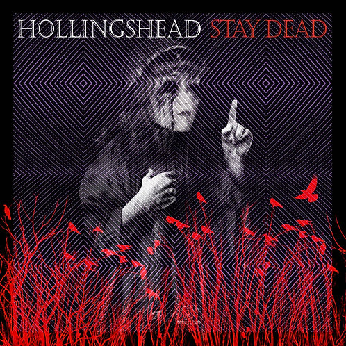 Hollingshead - Stay Dead LIMITED PURPLE VINYL