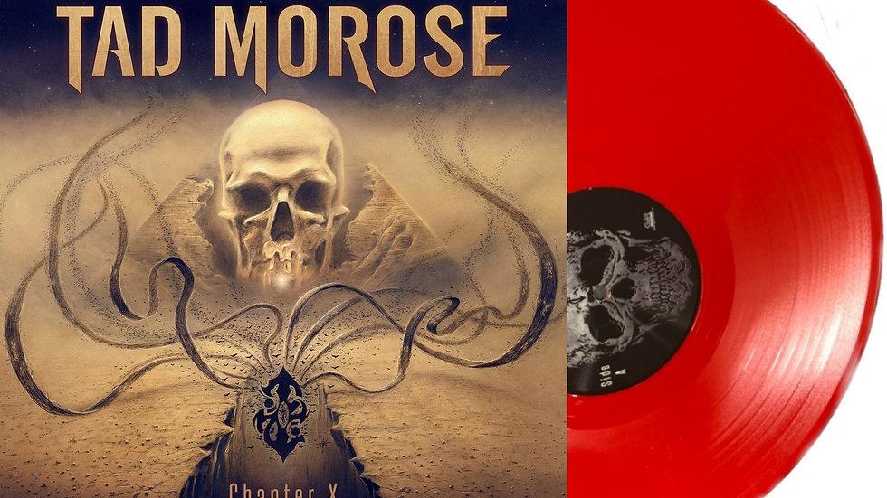 Tad Morose - Chapter X   2LP Red Vinyl