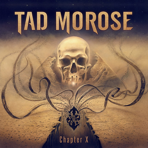 Tad Morose - Chapter X 2 LP GATEFOLD VINYL