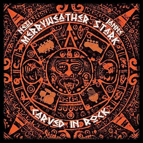 Merryweather Stark - Carved In Rock 2LP INCL BONUS TRACK JAN 26