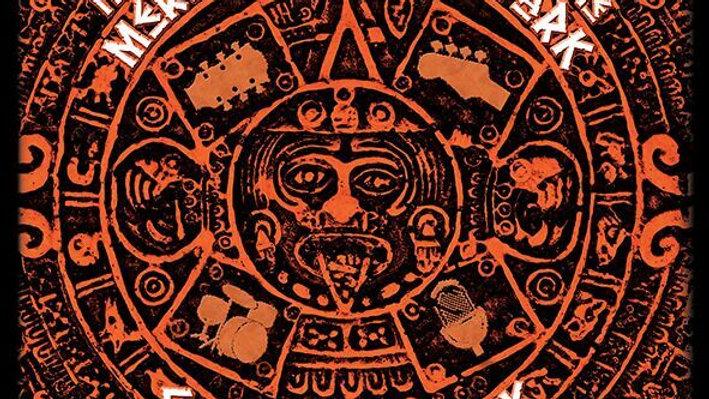Merryweather Stark - Carved In Rock CD