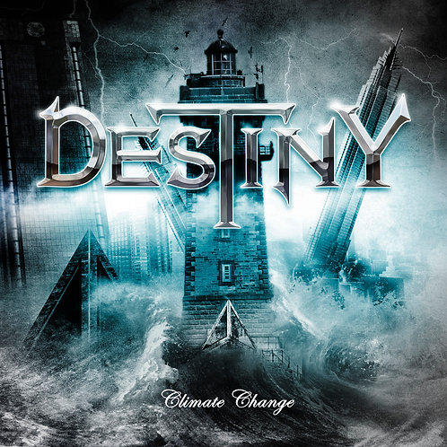 Destiny - Climate Change CD