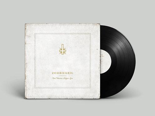 Zombiekrig - Den Vänstra Stigens Ljus LIMITED EDITION 300