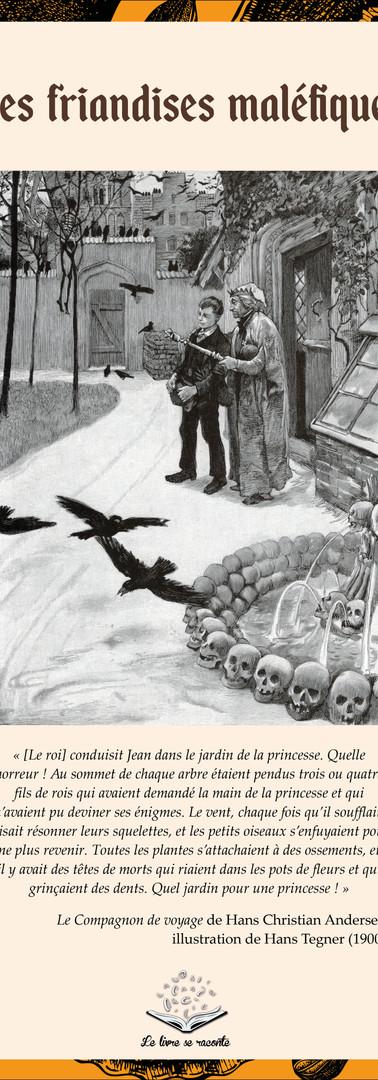 Les friandises maléfiques
