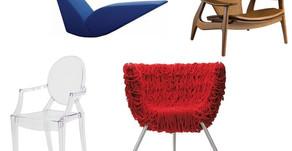 Designers famosos e suas principais criações! Parte 3
