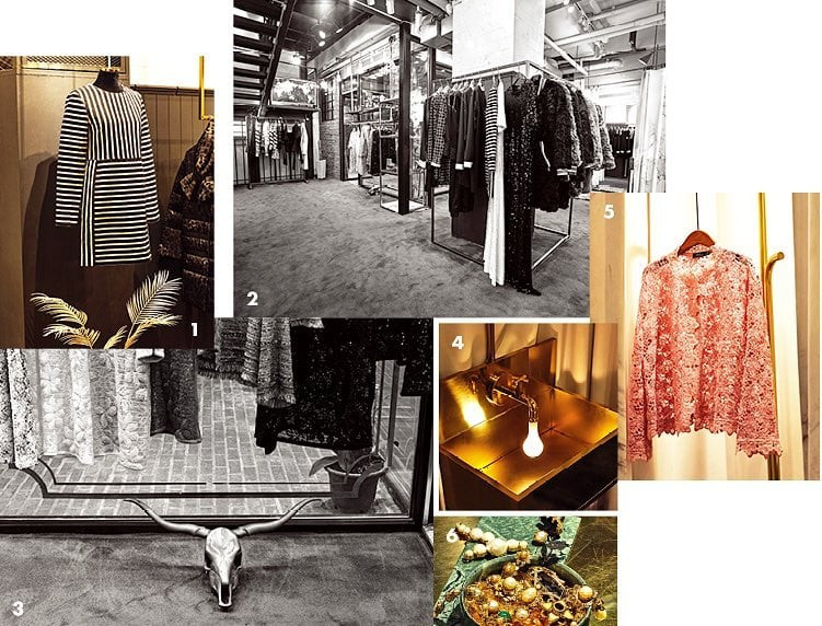 GOEN.J flagship store Seoul in Harper's Bazaar Korea