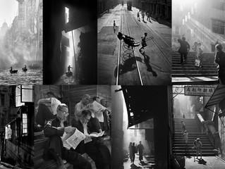 Hong Kong nel 1950 catturata dall'adolescente Ho Fan