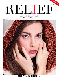 relief mag magazine veronica di cesare oh my goddess style fashion designer artemide diana
