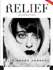 relief mag magazine riccardo maccarone mac art goats eye style music tattoo graphic
