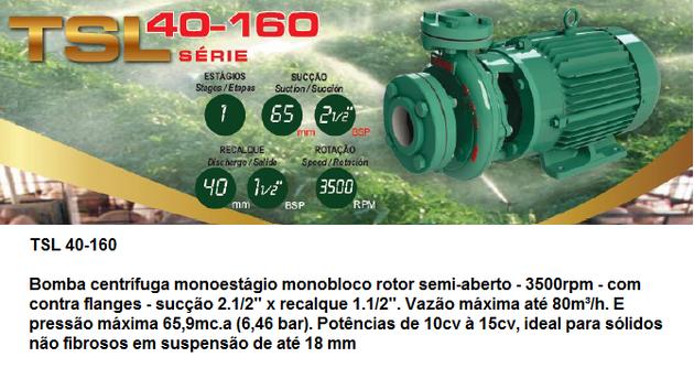 TSL 40-160
