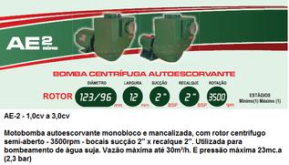 AE-2 1,0cv a 3,0cv