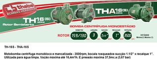 TH-16S e THA-16S
