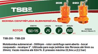 TSB-205 220