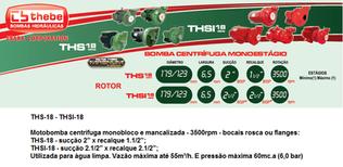 THS-18 e THSI-18