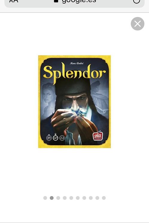 SPLENDOR ASMODEE