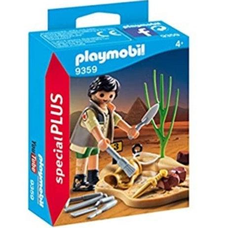 PLAYMOBIL 9359 ARQUEOLOGO