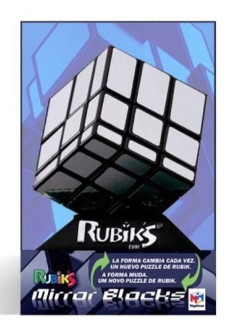 RUBIK'S MIRROR BLOCKS
