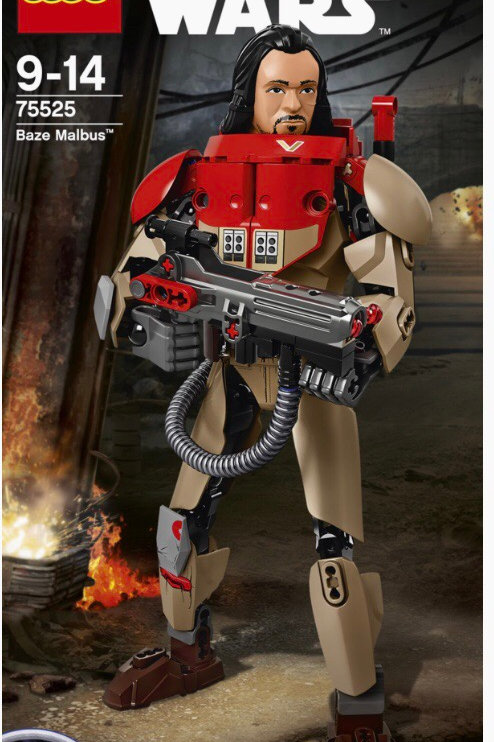 LEGO 75525 BAZE MALBUS