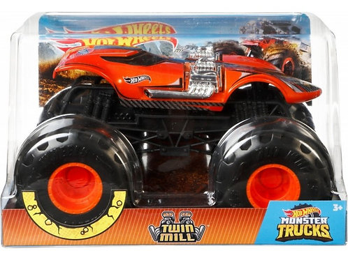 MONSTER TRUCK TWIN MILL ESCALA 1:24