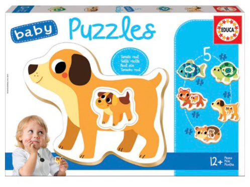 BABY PUZZLE EDUCA ANIMALITOS