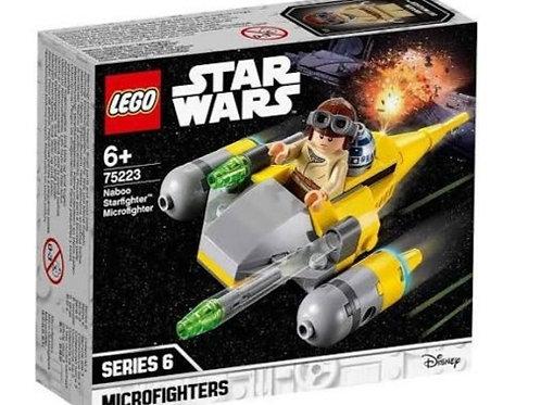 LEGO 75223 STAR WARS MICROFIGHTER NABOO