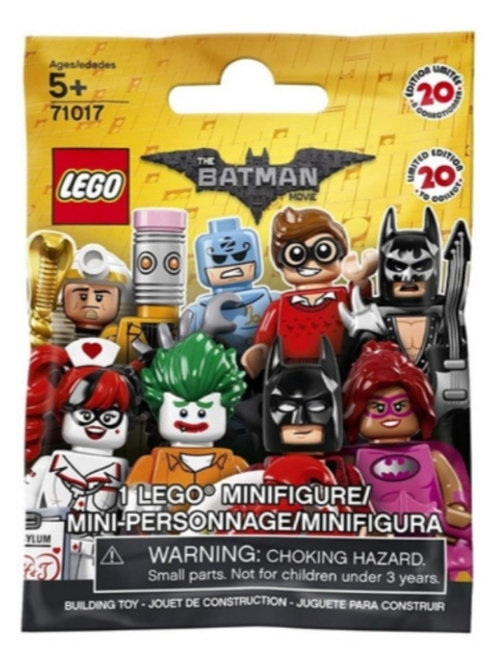SOBRE LEGO BATMAN SERIE 1