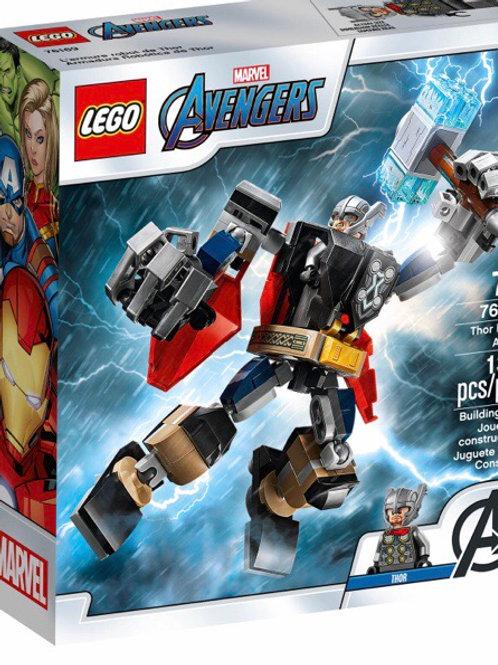 LEGO 76169 ARMADURA ROBÓTICA THOR