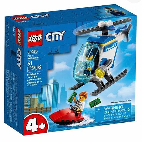 LEGO 60275 HELICÓPTERO DE POLICÍA