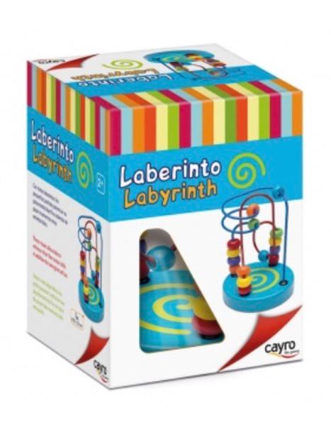 LABERINTO ESPIRAL CAYRO