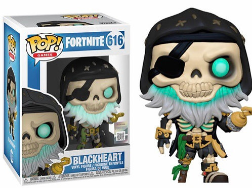 FIGURA FUNKO BLACKHEART FORTNITE