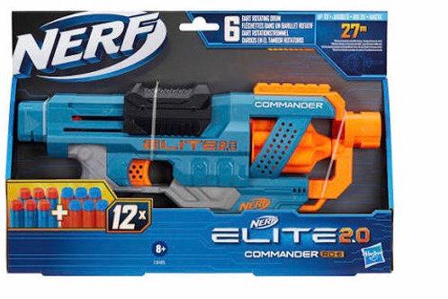 NERF ELITE COMMANDER 2.0 RD-6