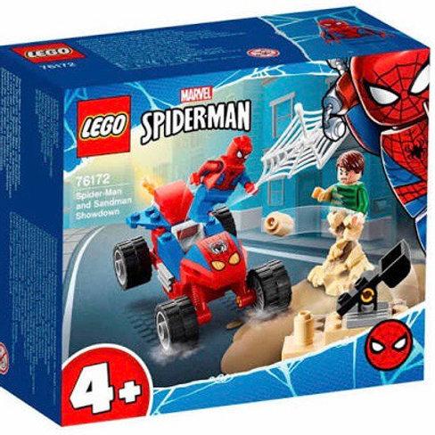 LEGO 75172 SPIDERMAN AND SANDMAN