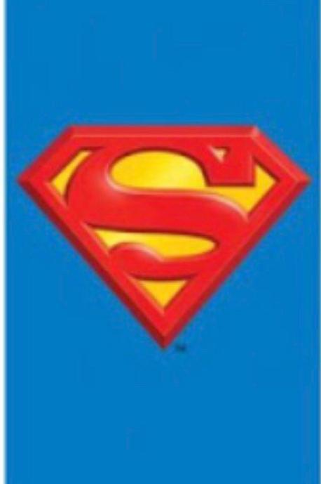 TOALLA PLAYA SUPERMAN