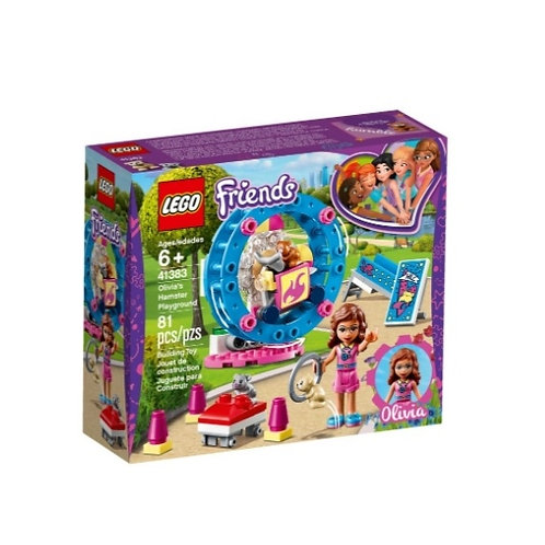 LEGO 41383 FRIENDS PARQUE