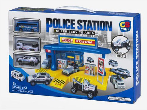 PARKING POLICE STATION COLORBABY