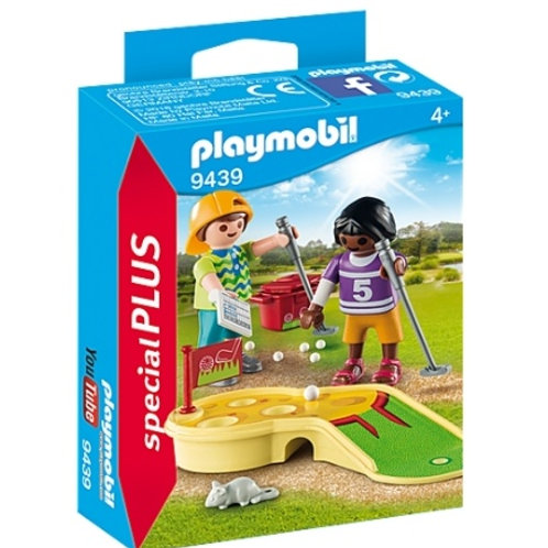 PLAYMOBIL 9439 MINI GOLF