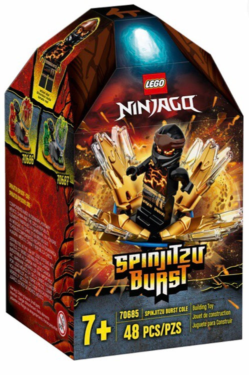 LEGO 70685 SPINJITZU COLE