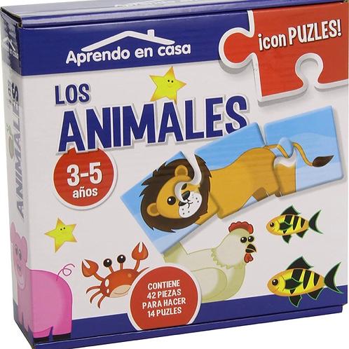 APRENDO EN CASA LOS ANIMALES