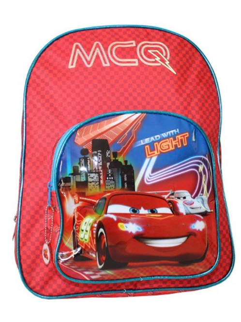 MOCHILA CARS 41 CENTÍMETROS