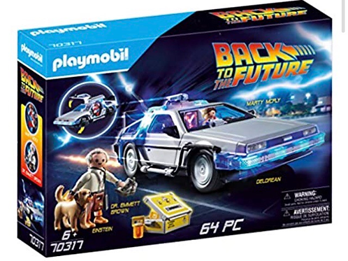 PLAYMOBIL 70317 BACK TO THE FUTURE