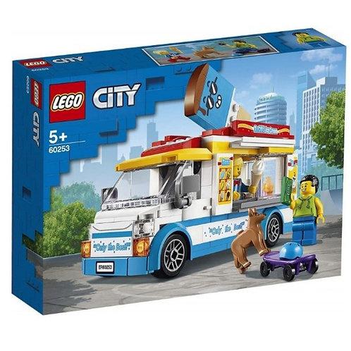 LEGO 60253 CAMIÓN DE HELADOS