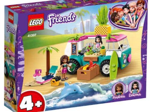 LEGO 41397 BAR DE ZUMOS