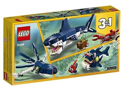 LEGO 31088 CREATOR AVENTURA MARINA