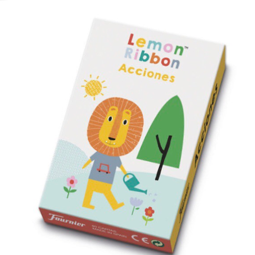 BARAJA LEMON RIBBON ACCIONES FOURNIER