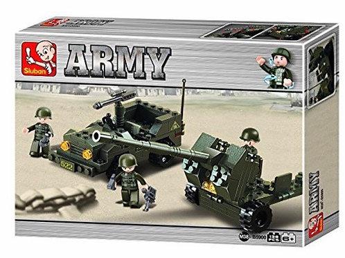 CONSTRUCCIÓN SLUBAN ARMY
