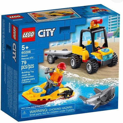 LEGO 60286 QUAD RESCATE COSTERO
