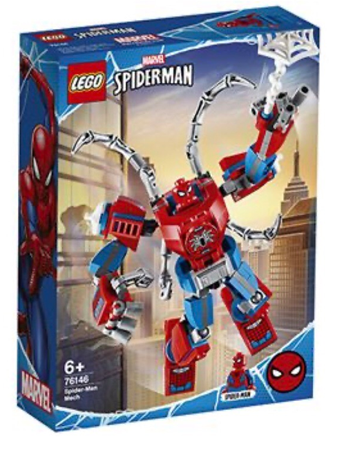 LEGO 76146 SPIDERMAN