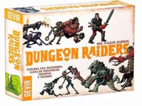 DUNGEON RAIDERS DEVIR
