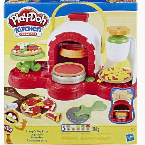HORNO DE PIZZAS PLAY DOH